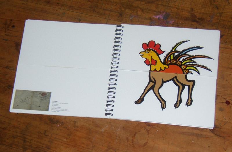 Rooster&deer